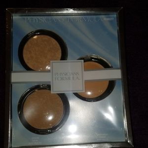 Mineral wear powder and super BB cream